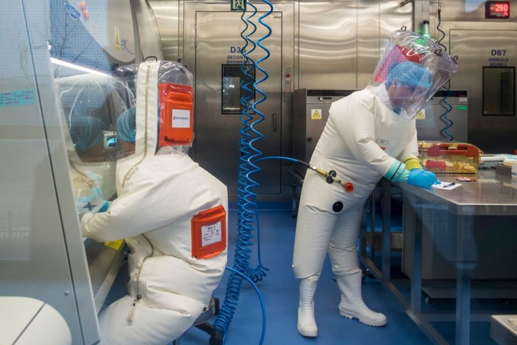 China Places Restriction On Research On Origin Of Coronavirus