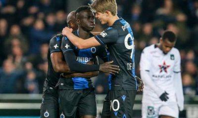 Club Bruges To Crowned Champions As Belgian Pro League Is Canceled