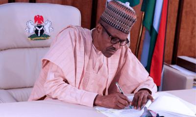 Coronavirus: President Buhari Grants Amnesty To 2600 Prisoners