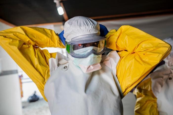 Dr Congo Confirms New Case Of Ebola