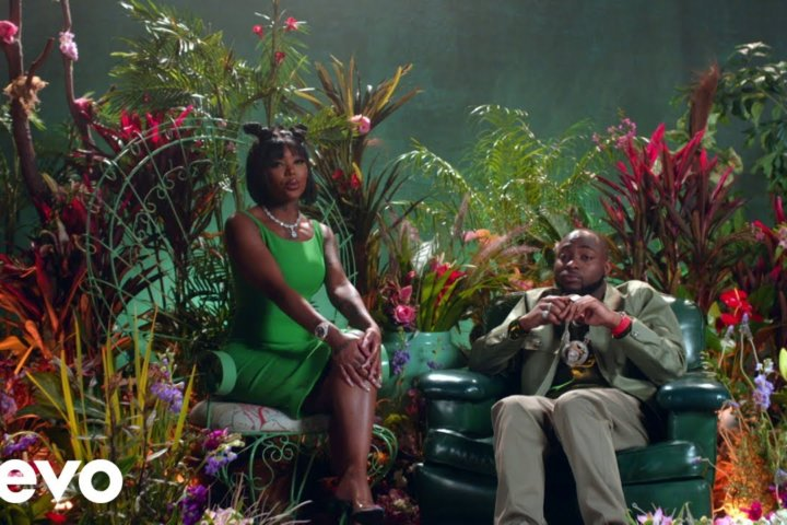 VIDEO: Davido Ft Summer Walker – D & G