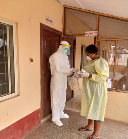 Enugu Have Discharged All Coronavirus Patients In The State