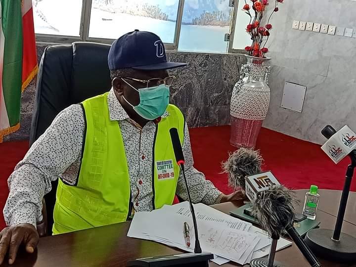 Gov Umahi Bans Use Of Okada In Ebonyi State