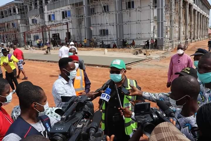 Ebonyi State Now Testing 2000 Residents