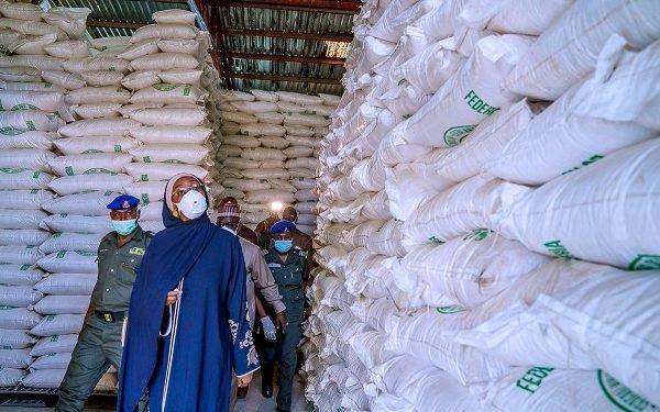 FG Delivers Palliatives, Flags Off TraderMoni In Katsina