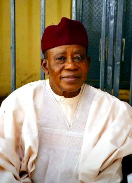 Former Governor of Borno state, Muhammed Goni Is DEAD