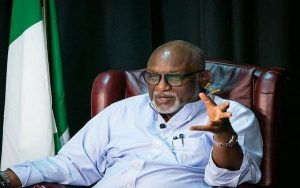 Akeredolu: We Did Not Reject Palliative Rice Sent From The Federal Government 3