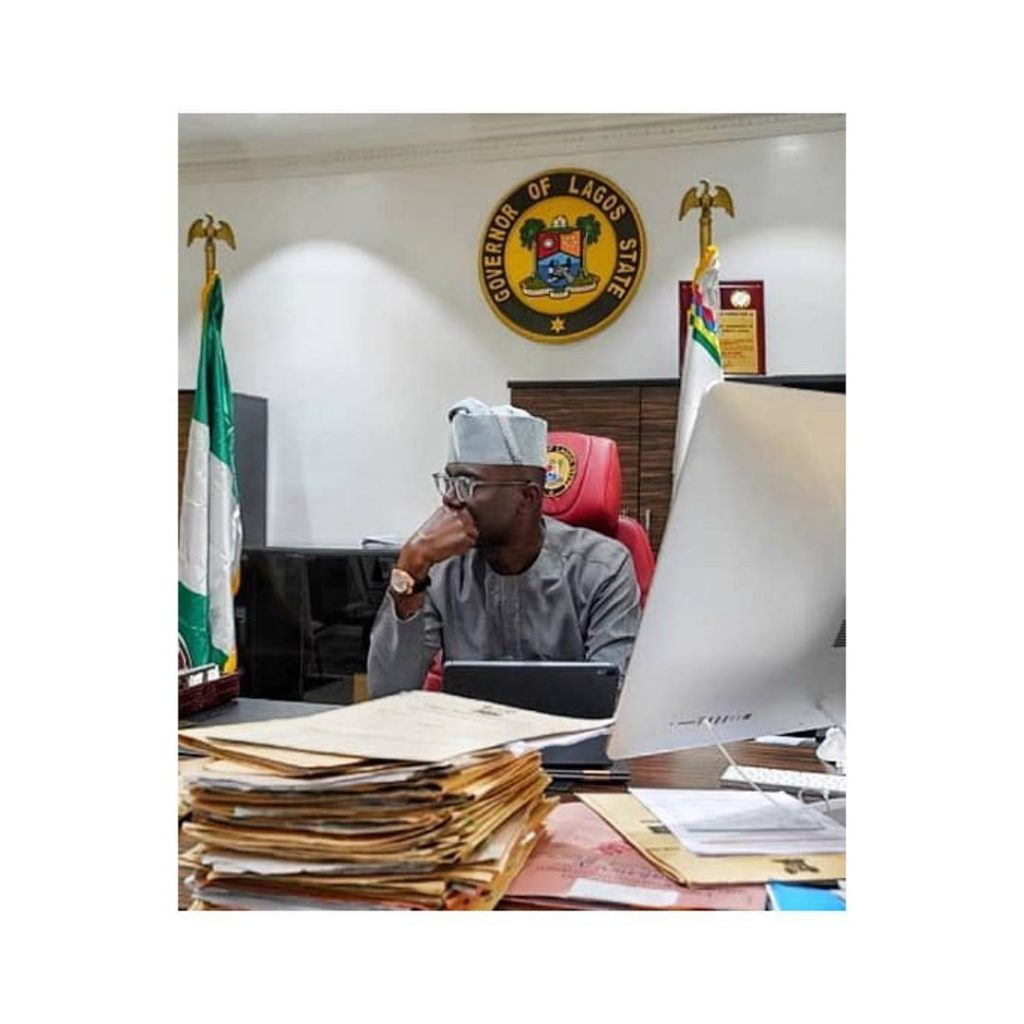 Governor Sanwo-Olu To Review Lockdown Ease If Lagosians Fail To Obey Guidelines