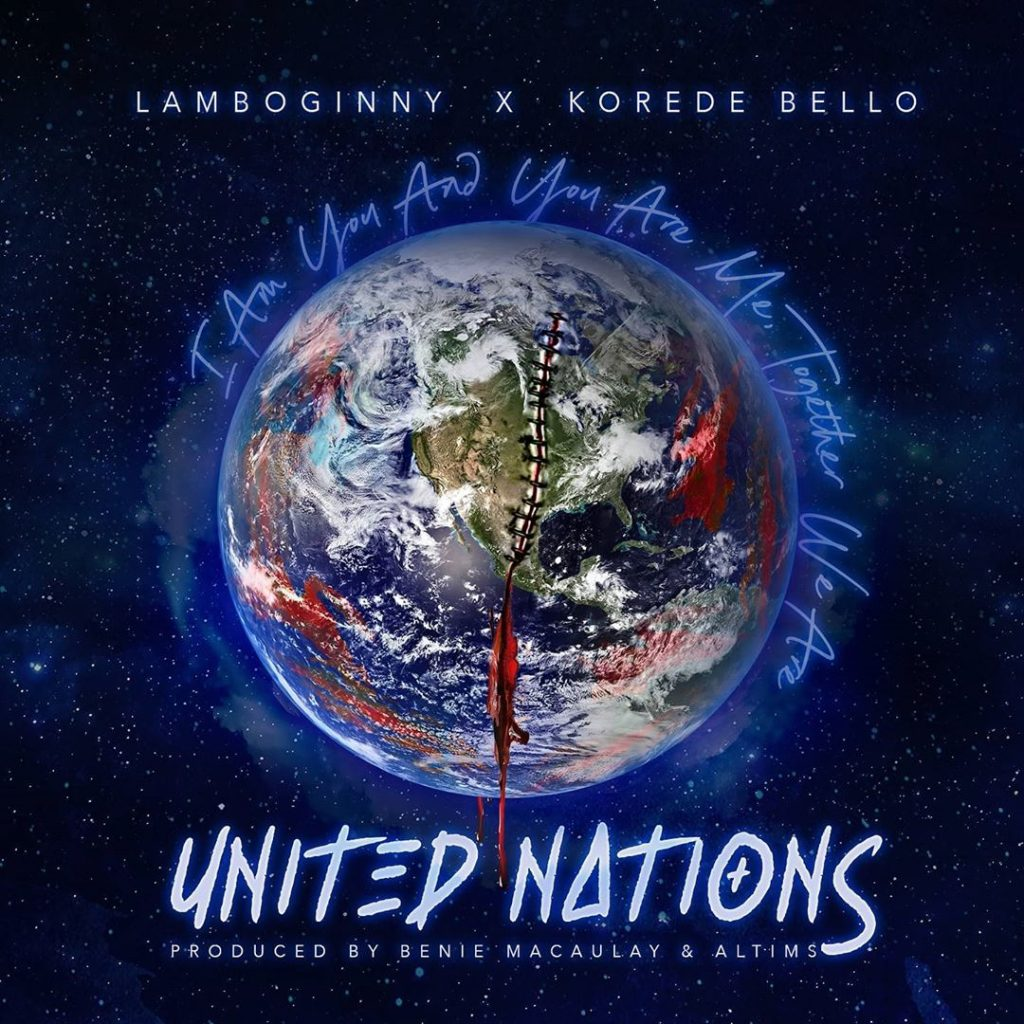 Lamboginny Ft Korede Bello United Nations Mp3 Download