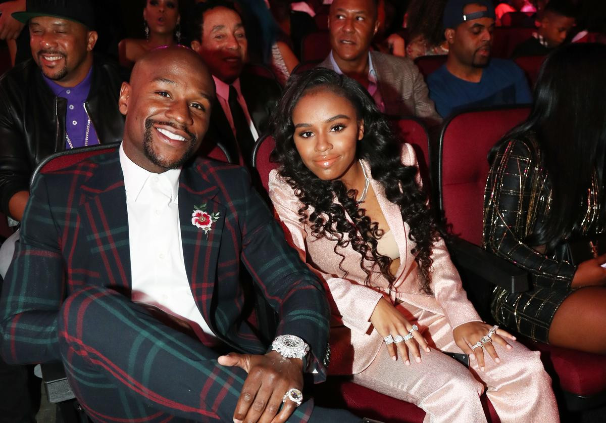 Floyd Mayweather's 19-Year-Old Daughter Yaya Could Face Up To 99 Years In Prison For Stabbing NBA YoungBoy's Babymama 6