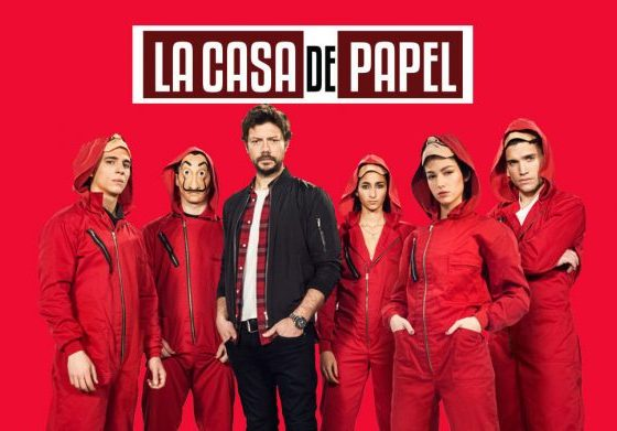 Money Heist: Who's Your Favorite Actor & Why? 7