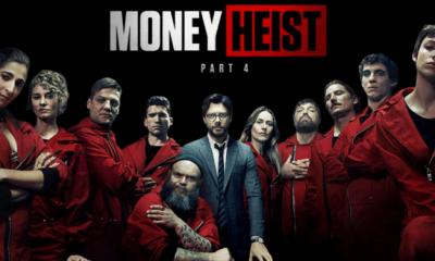 SERIES: Money Heist Season 1 – 4 5