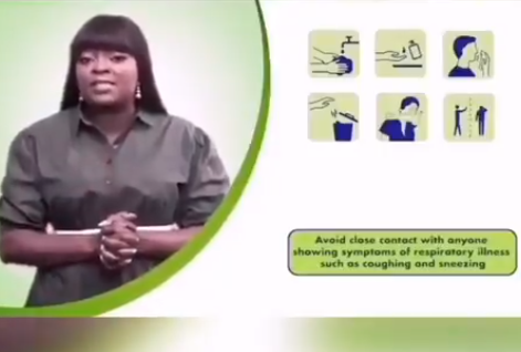 NCDC, Dettol Reacts To Funke Akindele's Arrest