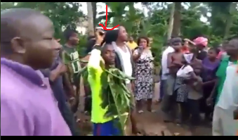 Nigerian Man Allegedly Poisons Twin Brother For Money Ritual (Video)