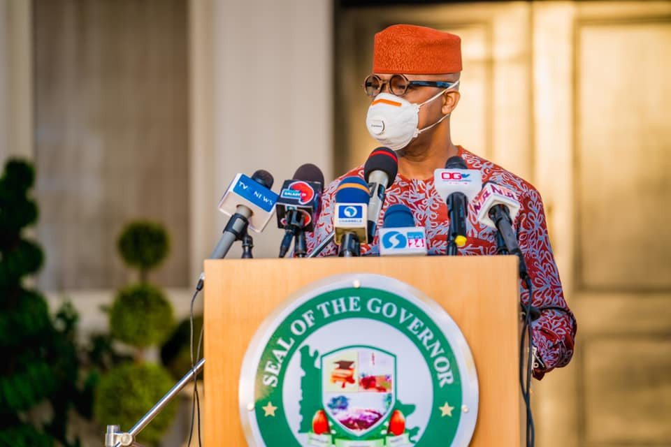 Ogun To Start Enforcement Of Face Mask On May 1; Violators To Spend 14 Days In Isolation Centers