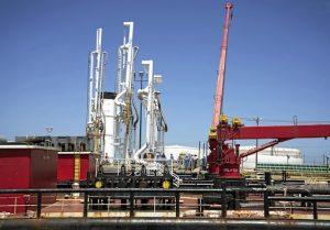 Oil Price Falls To $11 Per Barrel