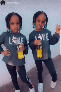 Naira Marley Celebrates His Twin Daughters On Their Birthday 5