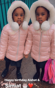 Naira Marley Celebrates His Twin Daughters On Their Birthday 6