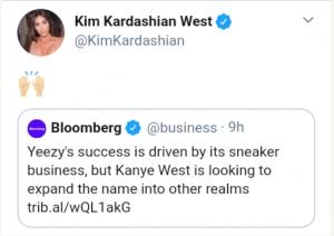 Kim Kardashian Gushes Over Her New Billionaire Husband 3