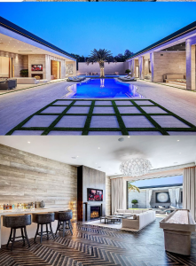 Inside the sprawling mansion 22-year-old billionaire, Kylie Jenner just bought for $36 million 21
