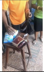 Lady Disgraced For Stealing At A Supermarket In Delta 5