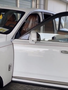 Hushpuppi Buys A Rolls Royce Cullinan 2020 To Keep The Company Of His Wraith 15