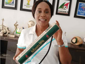 Obiageli Solaja Wins African Women In Badminton Award 3