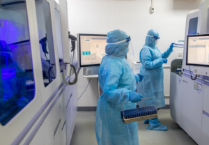 NCDC begins use of COBAS system for COVID-19 testing 3