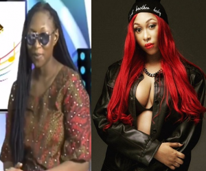 Singer, Cynthia Morgan Reveals Why She Has Been Away From The Music Industry (Video)