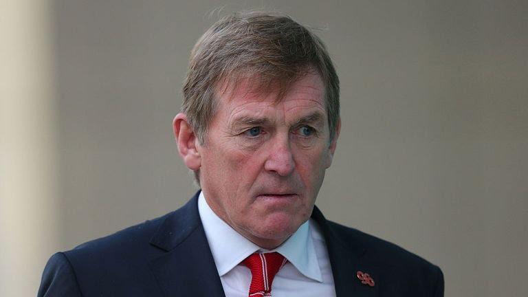 Sir Kenny Dalglish tests positive for coronavirus