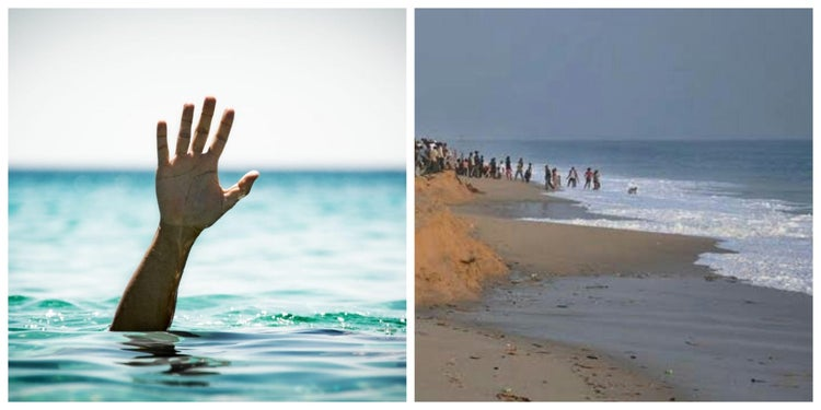 Two Teenagers Drown In Lagos Beach