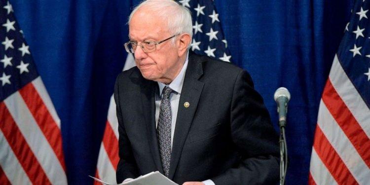 U.S Senator Bernie Sanders Quits Presidential Race