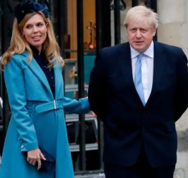 UK Prime Minister Boris Johnson's Fiancée Carrie Symonds Gives Birth To Baby Boy