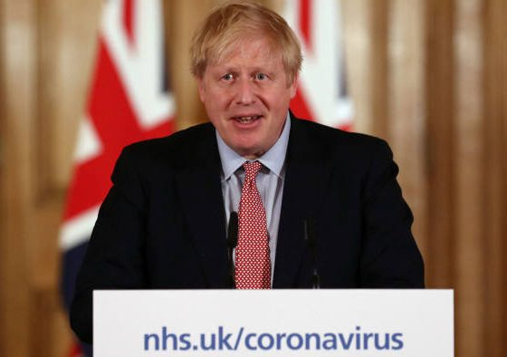 UK Prime Minister Boris Johnson Moved To ICU As Coronavirus Symptoms Gets Serious