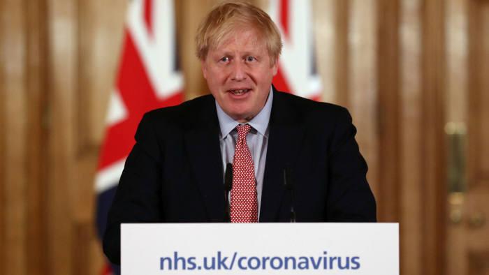 UK Prime Minister Boris Johnson Moved To ICU As Coronavirus Symptoms Gets Serious