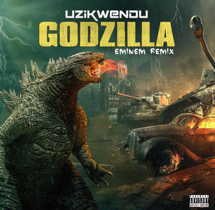 Uzikwendu – Godzilla (Remix)