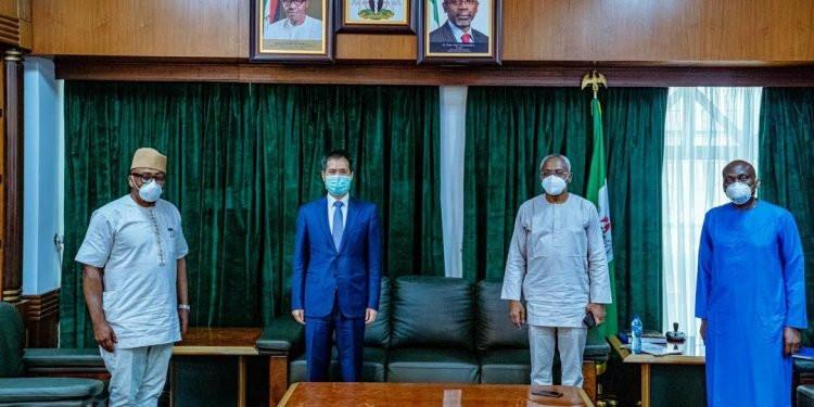 We'll Not Allow China Maltreat Nigerians – House Of Rep Speaker Tells Chinese Ambassador