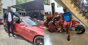 Dino Melaye Brags About His Cars And Mansion, Says It Is A Product Of Hardwork 3