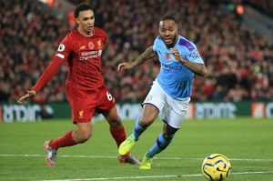 Man City Star Raheem Sterling Sends STRONG WARNING To Liverpool Defender Alexander-Arnold 6