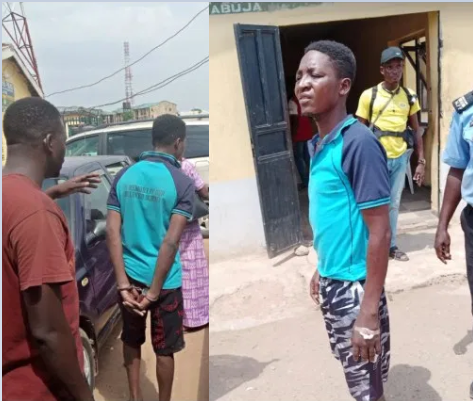 meat seller arrested for allegedly raping an 8-year-old girl