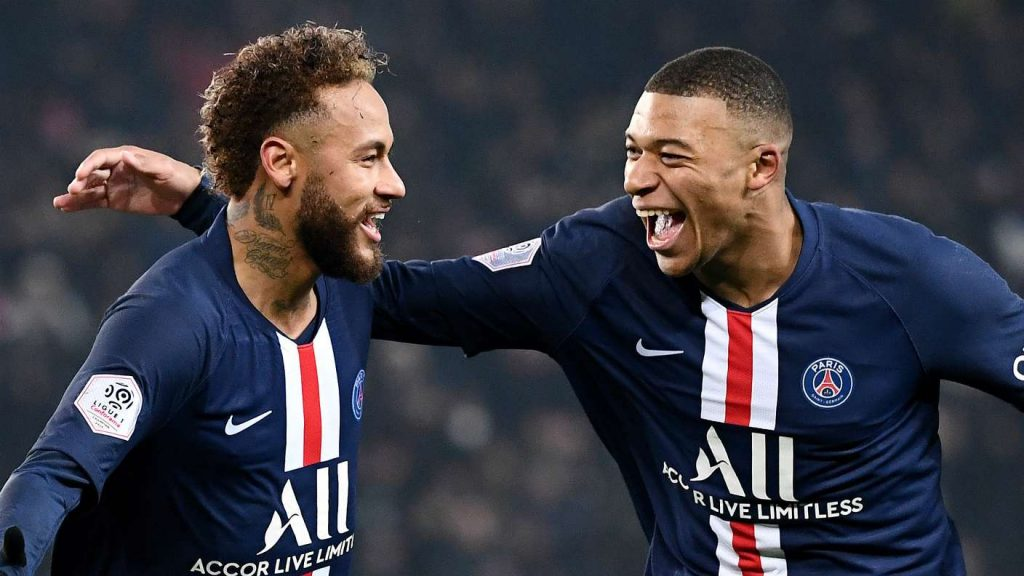 PSG Crowned Ligue 1 Champions For 2019/20