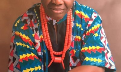 'Still The Most Handsome Actor Alive, No Arguments' - Veteran Actor, Chiwetalu Agu Says As He Shares New Picture 11