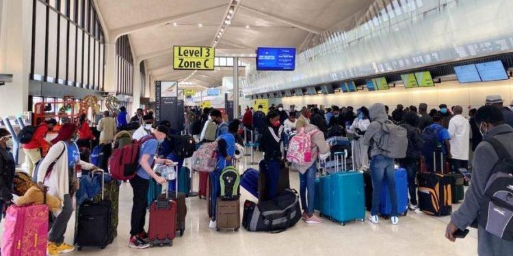 160 Nigerians Evacuated From United States Land Abuja