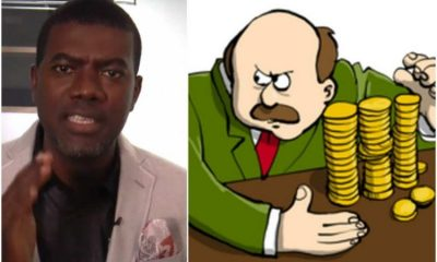"""Men, Be Stingy Until You Get Married"" - Reno Omokri Advises"