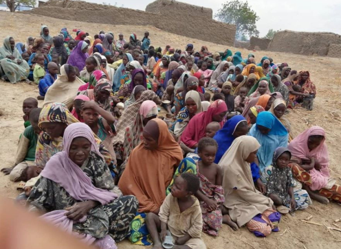 241 Women And Children Rescued From Boko Haram Captivity (Photos) 4