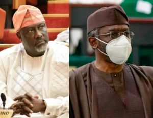 Dino Melaye drags speaker Femi Gbajabiamila to court over controversial 'Control of Infectious Diseases Bill 2020' 5