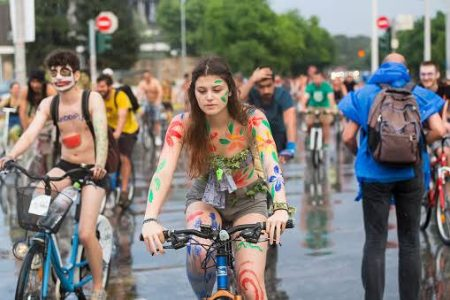 World Naked Bike Ride festival set to hold despite Covid