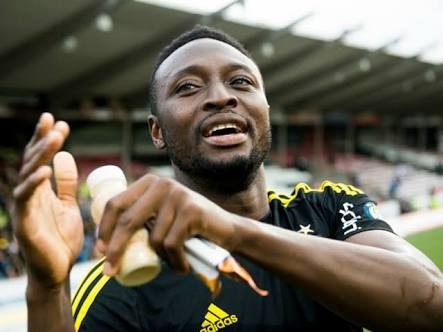 Nigerian Striker, Chinedu Obasi Narrates How Failure To Pay Bribe Got Him Dropped Off 2014 World Cup