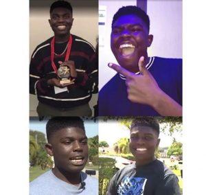 Nigerian boy breaks two records in his school in the U.S. 3