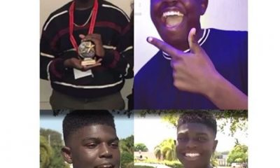 18-Year-Old Nigerian Boy Breaks Two Records In The U.S. 3